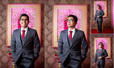 Gorgeous Bangladeshi Groom Portrait Images