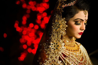 Gorgeous Bangladeshi Bride