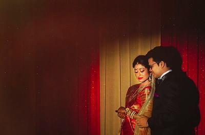 Candid Wedding Couple Shoot In India
