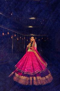 Creative Bridal Image