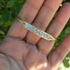 2.17ctw Mixed Antique Cut Diamond Mosaic Bangle 13