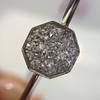 .95ctw Octagon Diamond Mosaic Bangle 6