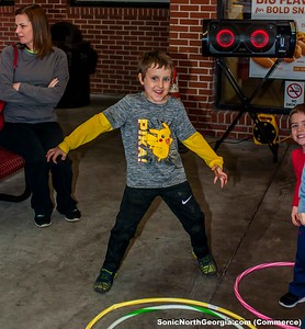 Banks County Primary Sonic Spirit Night Feb 2018