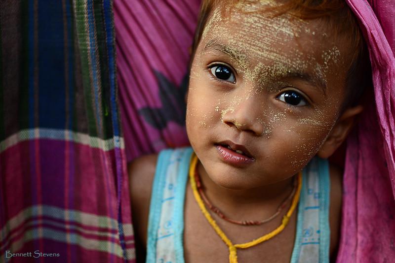 Bennett-Stevens_Portraits of Myanmar_Yangon Boy