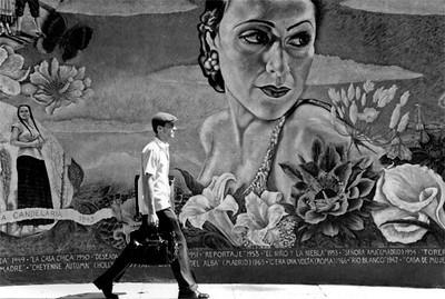 BennettStevens com-LAart-alt=Hollywood mural by Bennett Stevens