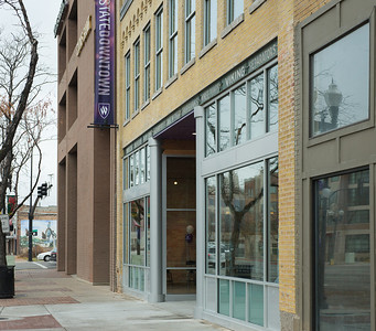 Weber State Downtown, Ogden, photographer: Chris Bojanower