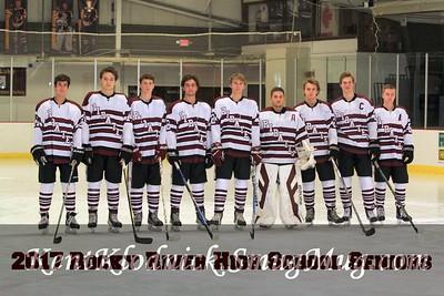 2017-8 RRHS Hockey