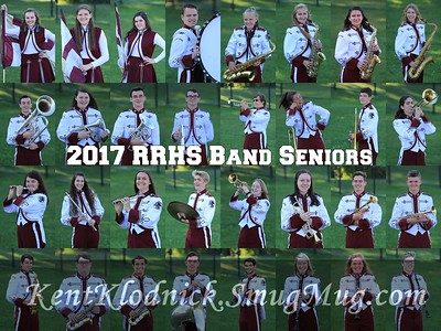 2017 RRHS Band