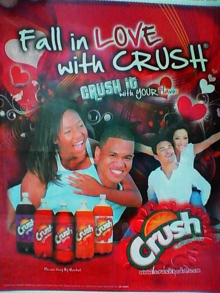 Crush Soda Commercial