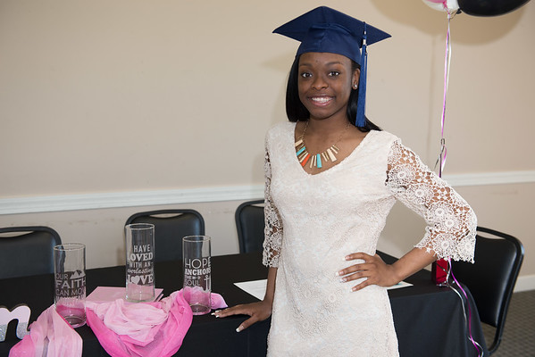 Aliyah Tucker Graduation Dinner