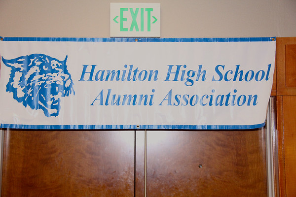 Hamilton High Alumni Association 2015 Gala