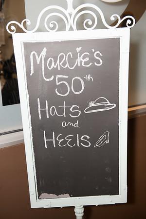 Marcie's 50th Birthday Hats & Heels Brunch