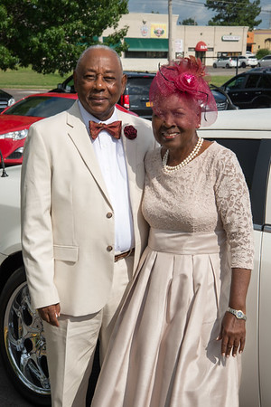 Mr. Jesse & Mrs. Linda Jones 50th Anniversary