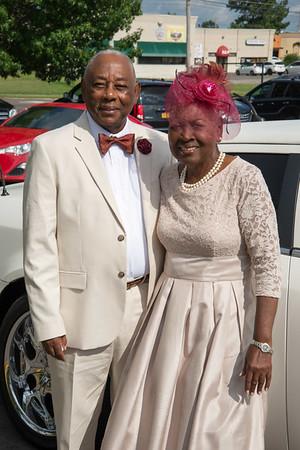 Mr. Jesse & Mrs. Linda Jones 50th Anniversary