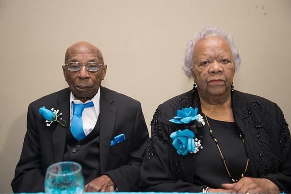Mr. Lawrence Robertson's 97th Birthday Dinner