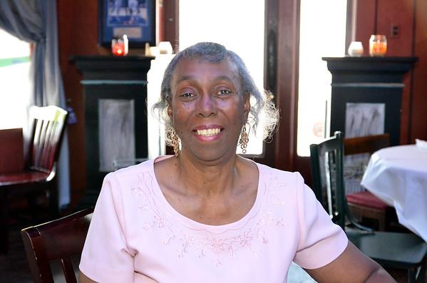 Ms. Betty's 70th Birthday Dinner