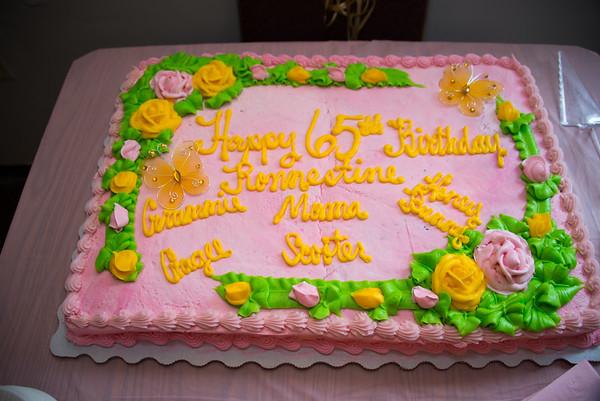 Ronnestine's Surprise 65th Birthday