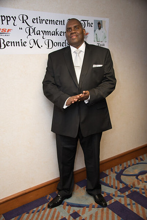 The Retirement of Bennie M. Donelson, Jr.
