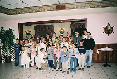 2005 Junior Ski Banquet