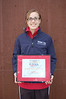 The 2008 Theresa Altobelli Award for Central Female Skier of the Year: Karin Friberg