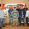 Street Stock Drivers, Steven Gilmore, Josh Verne, Shawn Kirby, Milt Combs, Sid Harmer, Rob Martin, Kenny Hamm, David Rogers
