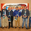 Sportsman Drivers, Josh VanBrocklin, Brandon Hagan, Taylor Caprara, Nick Webb, Ricky McCready