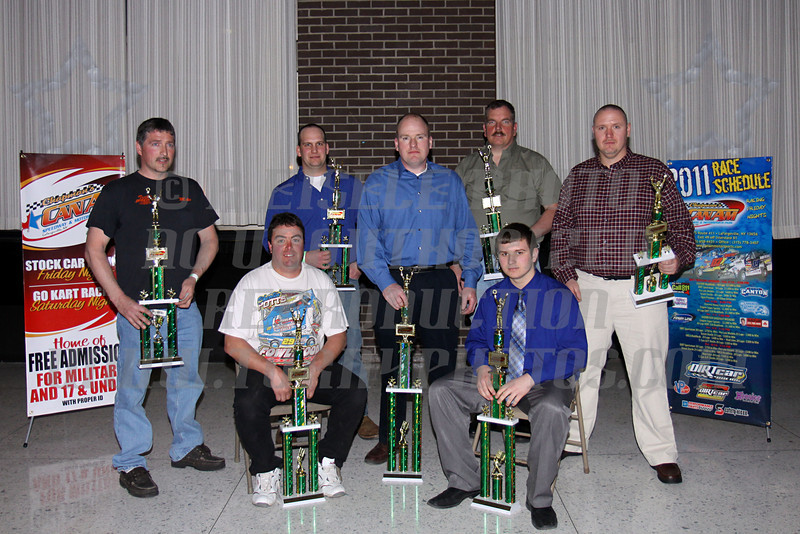 Late Model Division Drivers
