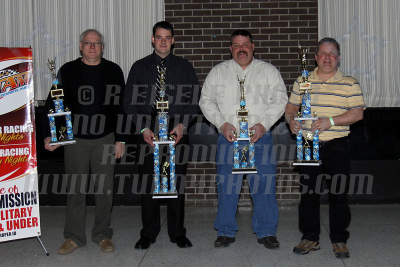 358 Modified Division Drivers