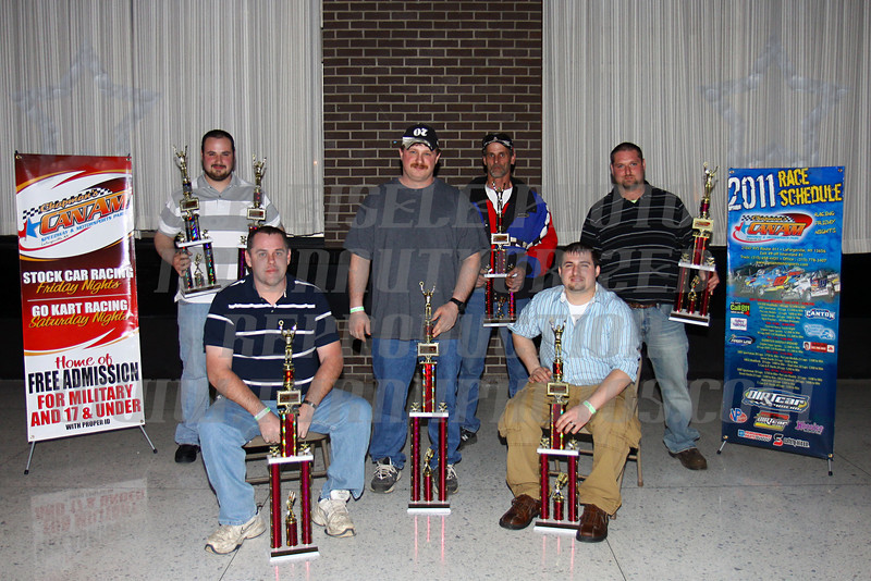 Pure Stock Division Drivers