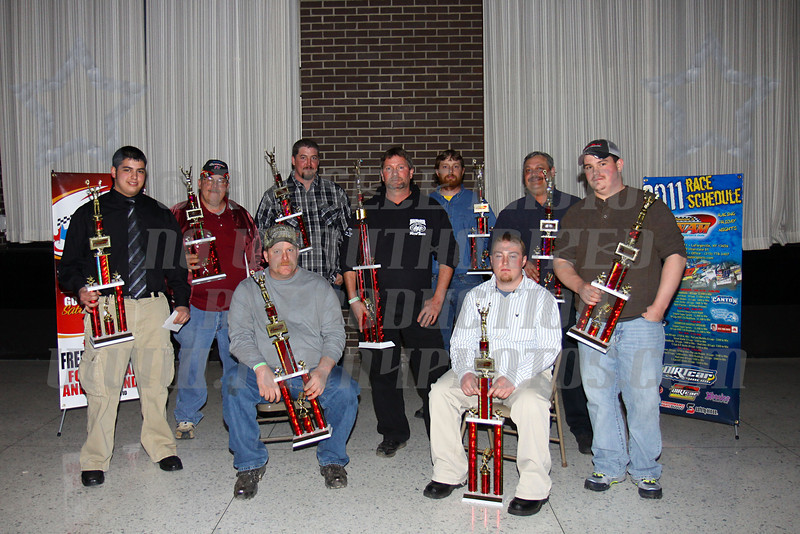Street Stock Division Drivers