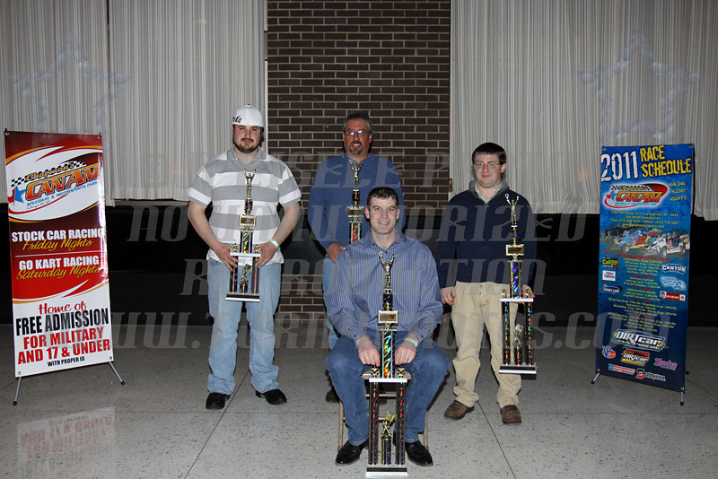 IMCA Division Drivers
