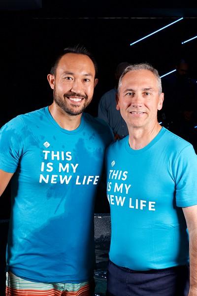 "2017-10-04 ""Empower"" event Baptisms"