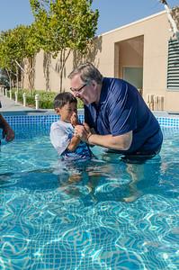 Saddleback Irvine Pastor Rick Warren visit - photo by Allen Siu