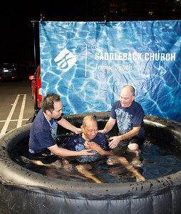 Irvine South Christmas Baptism 2015-12-24  by Angelina Tse