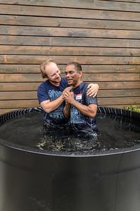 Saddleback Irvine South Sunday Worship Baptism - photo by Allen Siu 2016-06-12