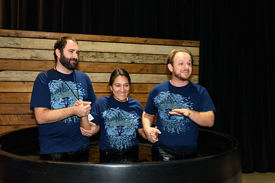 Saddleback Irvine South Sunday Worship Baptism - photo by Allen Siu 2016-11-27