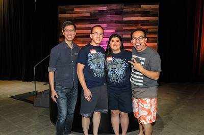 Saddleback Irvine South Sunday Worship -Baptism - photo by Allen Siu 2017-07-02