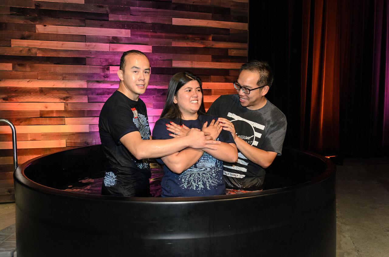 Saddleback Irvine South Sunday Worship -Baptism - photo by Allen Siu 2017-07-02