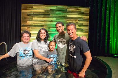Baptism - Kid Small Group Celebration 2018-05-09
