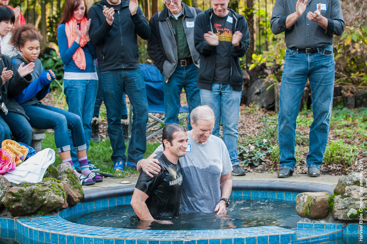 2014 Harvest Bible Chapel, Baptism,  C0109