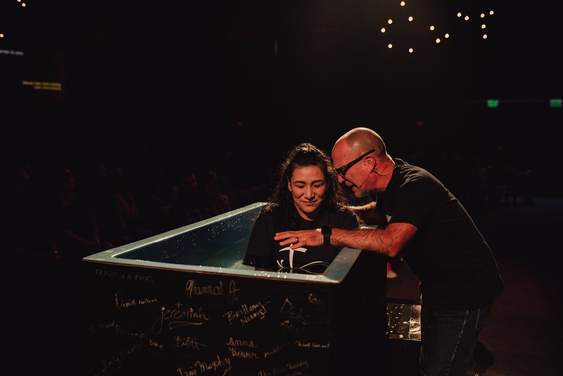 Lakeside Baptism