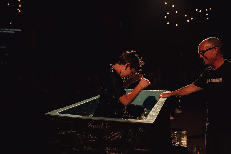 Lakeside Baptism