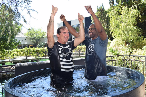 Oct. 9th, 2016 - 45,000 Baptism Event