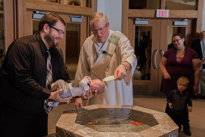 Kaleta Baptism 2015