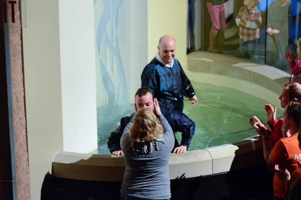 Baptisms January 2015