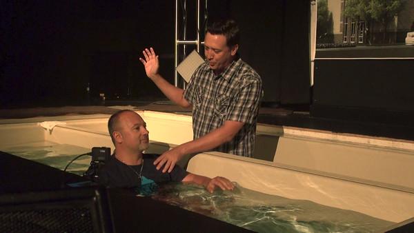 160828 Baptisms