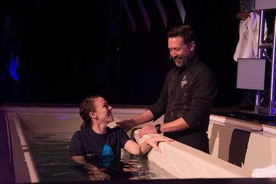 161113 Baptisms