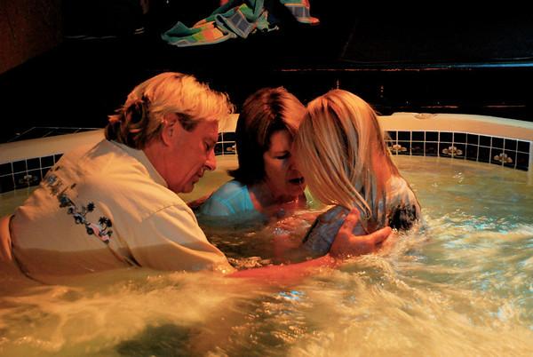 2007-June Baptisms