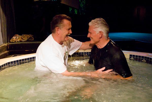2009-October Baptism