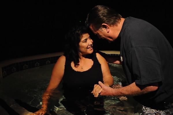 2011-March Baptisms